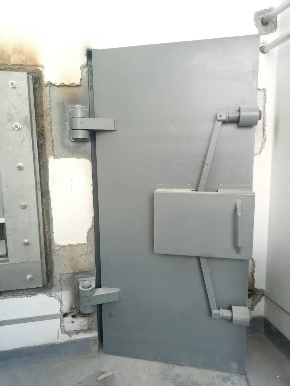 A型防爆门